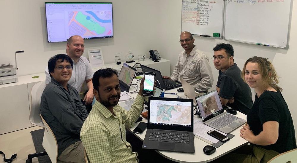 GIS Ecology Field Work